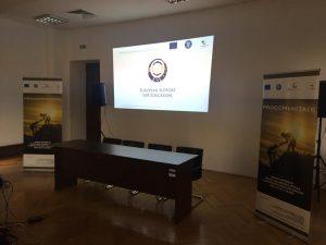 Conferință lansare Procomunitate - POCU 18/4/1/103539